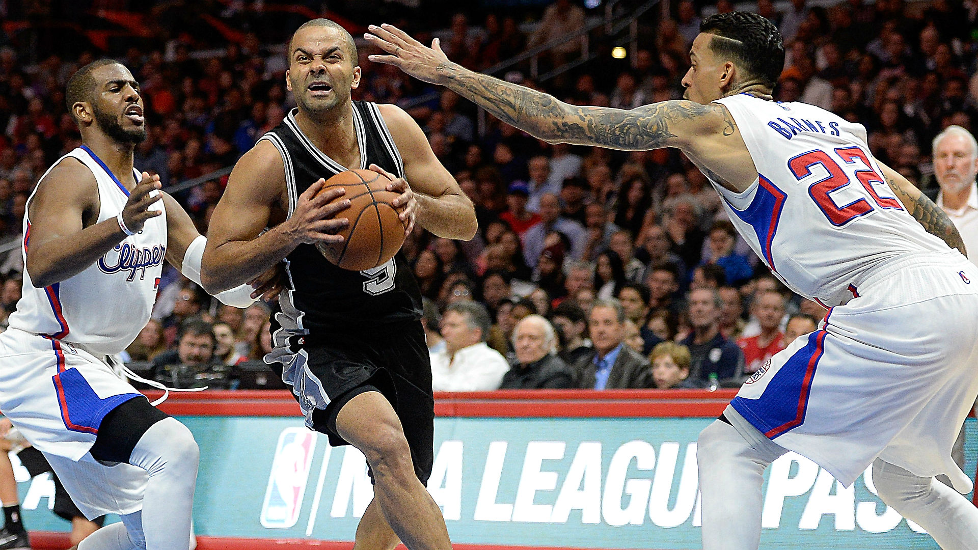 NBA playoff series odds and Game 1 lines – Spurs favored to advance, dogs in opener