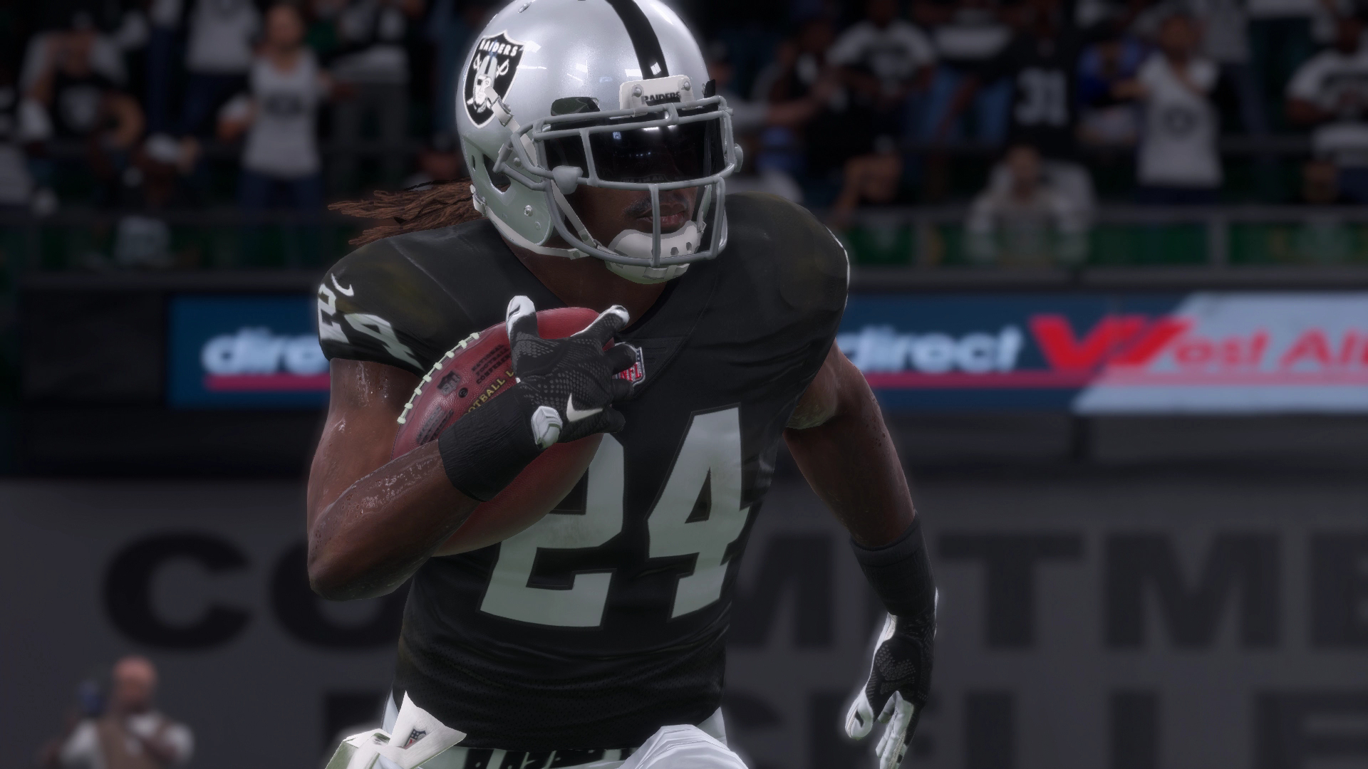 Madden NFL 18 Marshawn Lynch