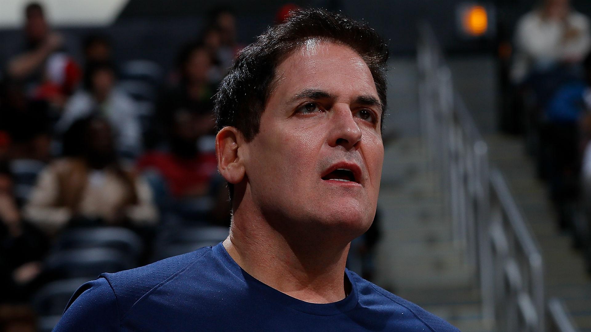 Mavericks owner Mark Cuban