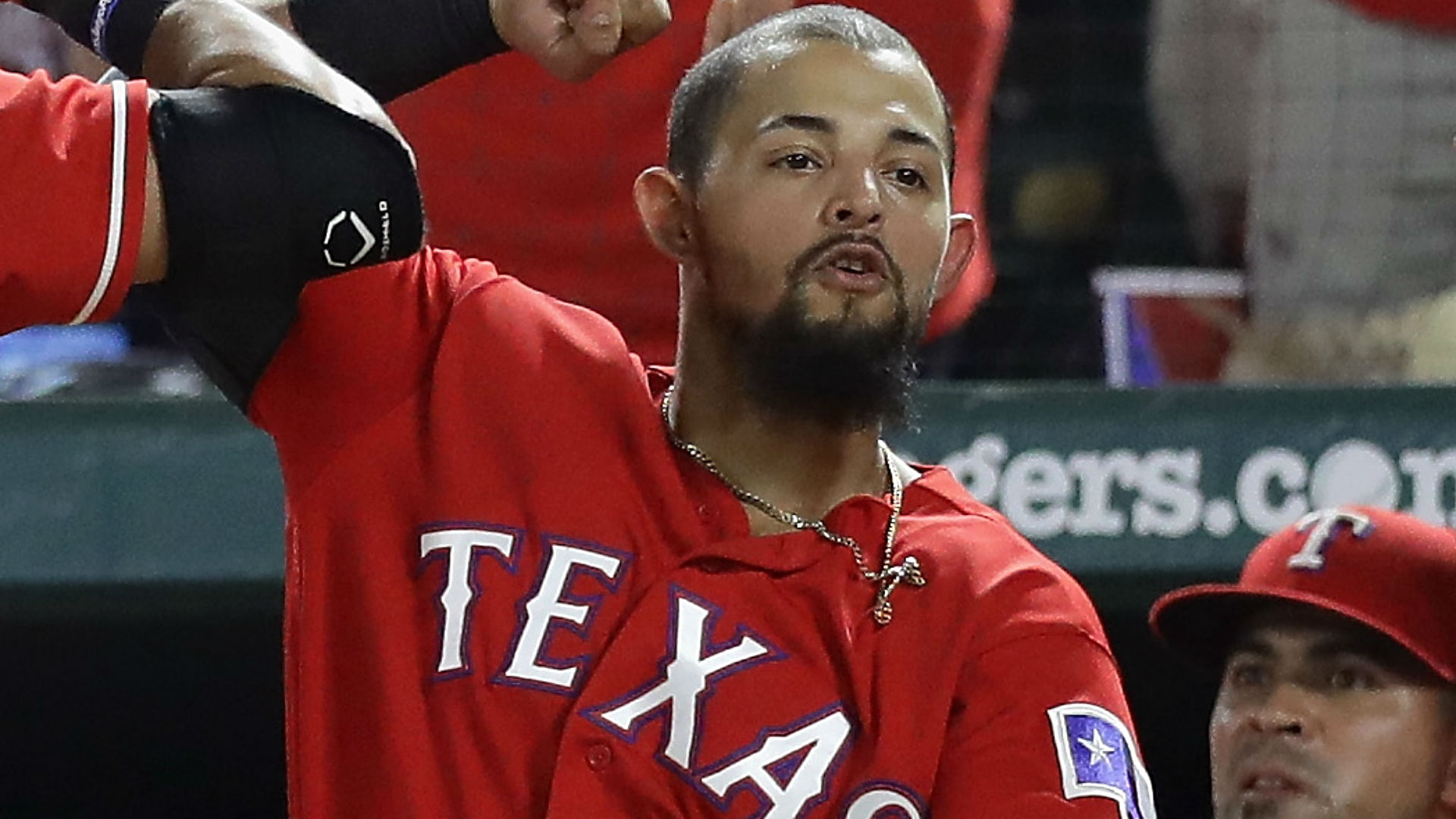 Rougned Odor: Rangers, Odor finalize 6-yr, $49.5M extension