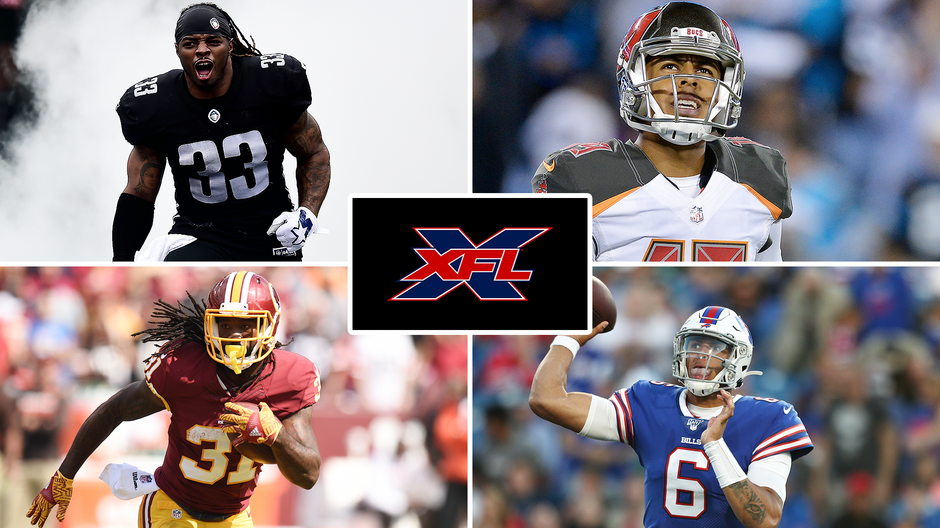 XFL Draft pool 2019: A list of top QBs, prospects & notable players for new football league
