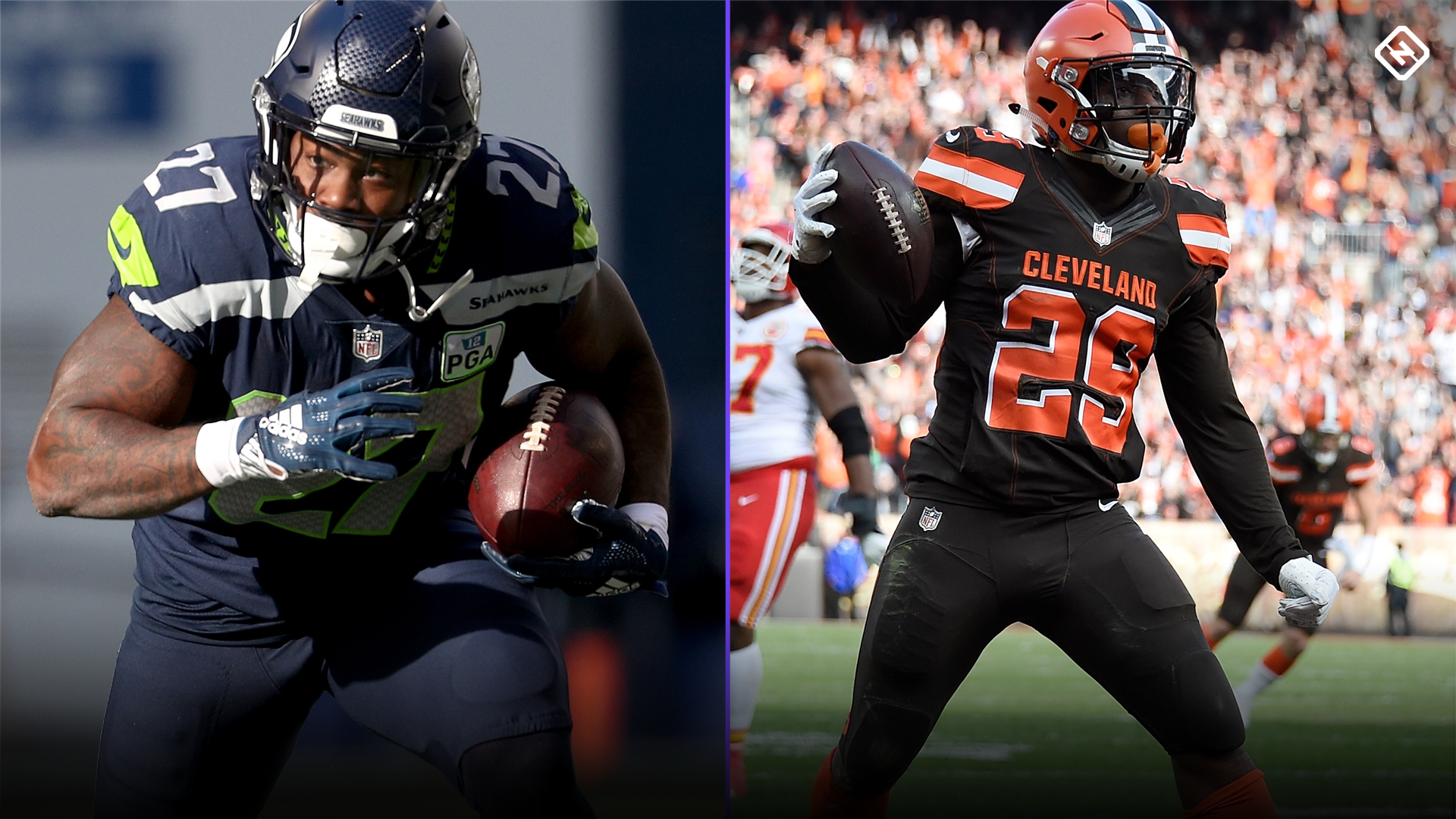 Fantasy Football Week 10 Waiver Pickups: Chris Carson injury opens door for Mike Davis; Duke Johnson, Marquez Valdes-Scantling, Cordarrelle Patterson break out