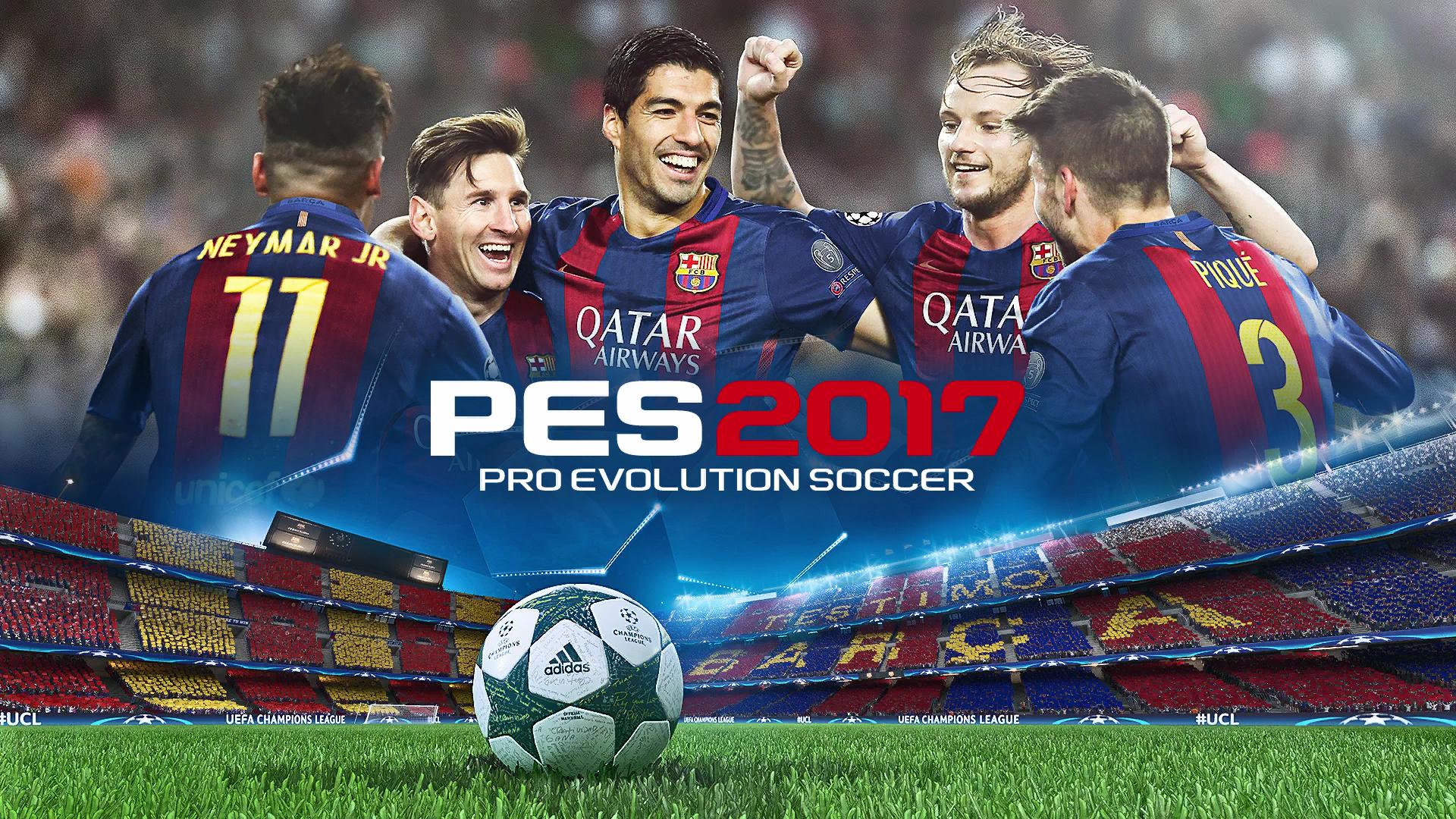 Image result for Pro Evolution Soccer 2017