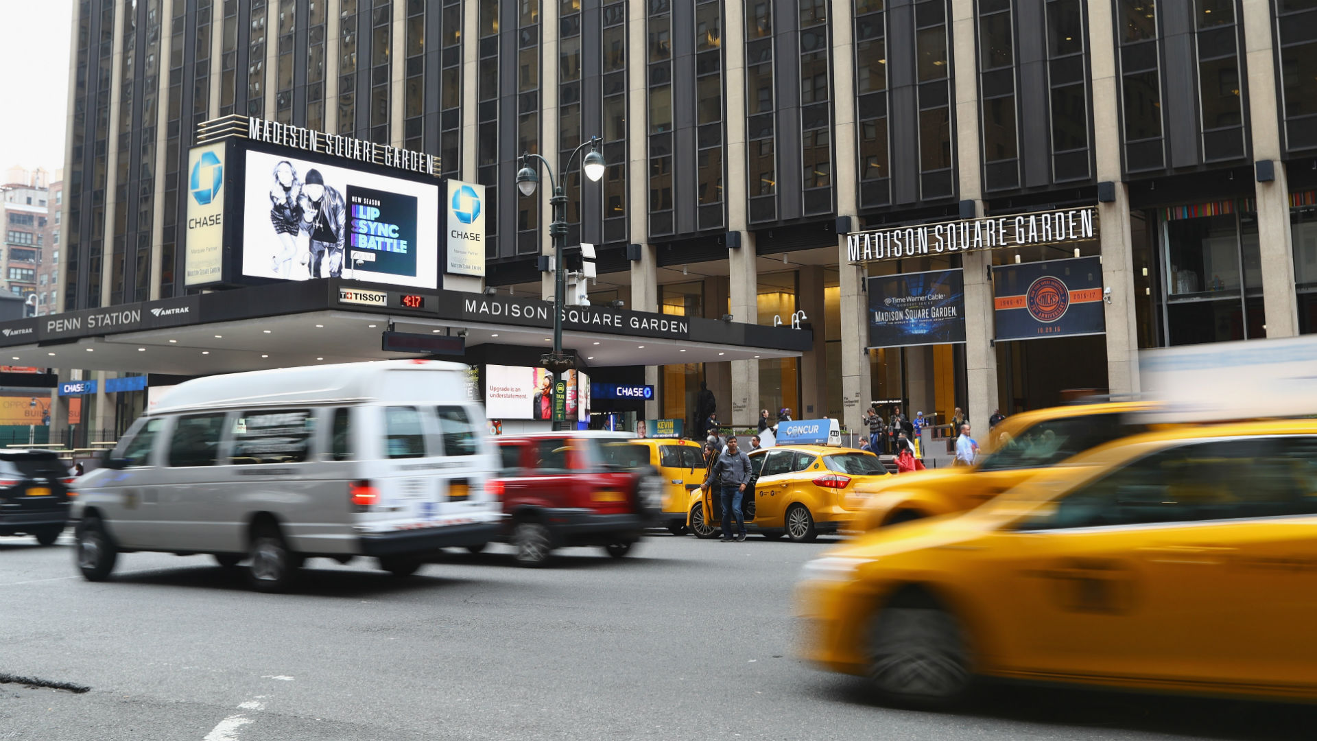 Early Madness at Madison Square Garden brings big changes for Big
