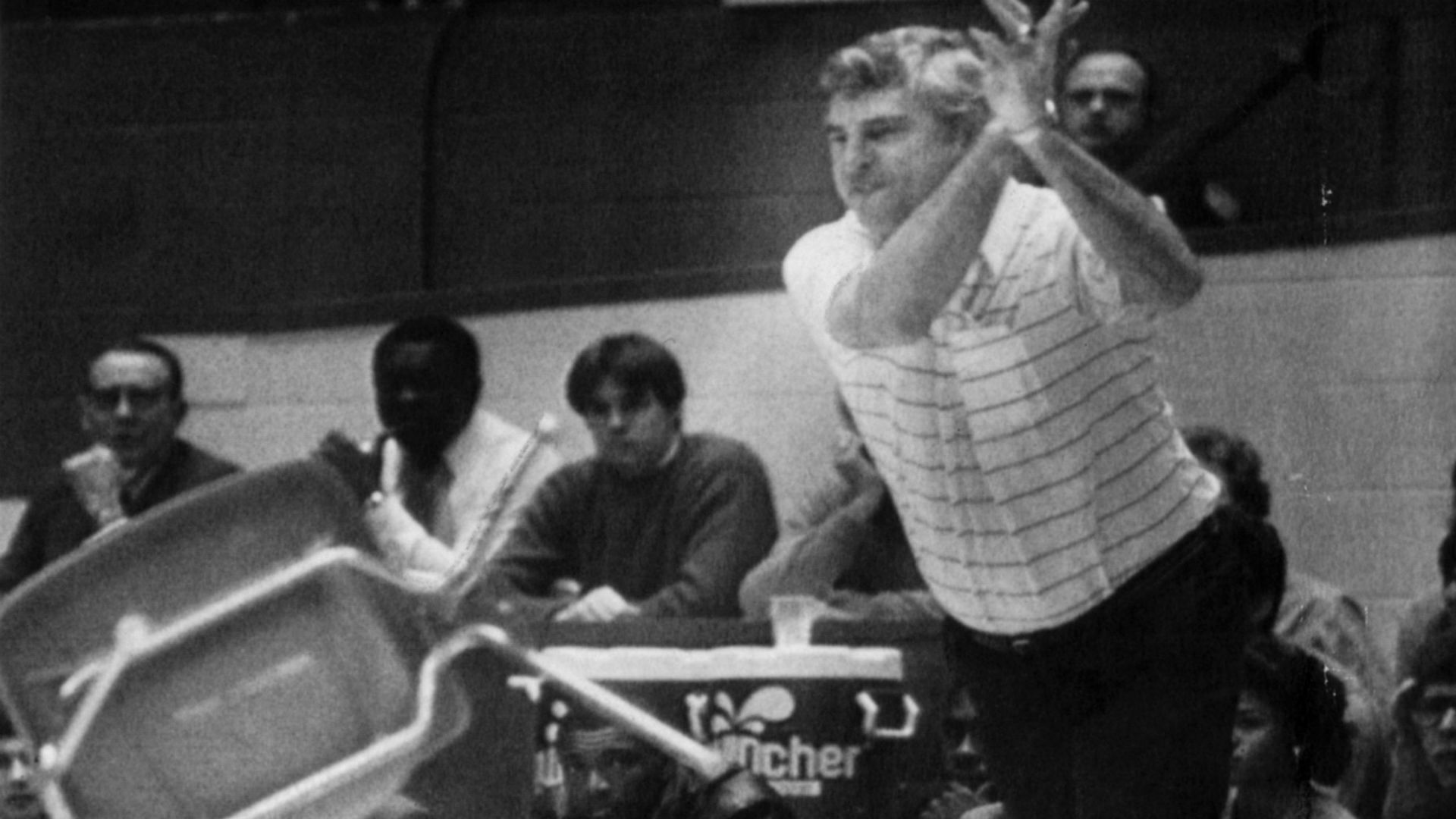 Revisiting Bob Knight's chair toss 30 years later | NCAA ...