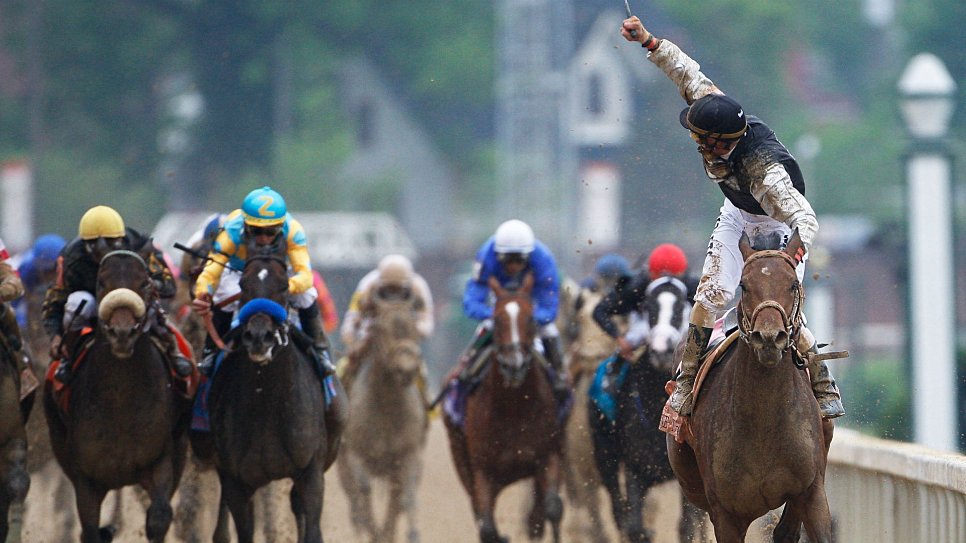 Biggest longshots to beat the odds and win the Kentucky Derby