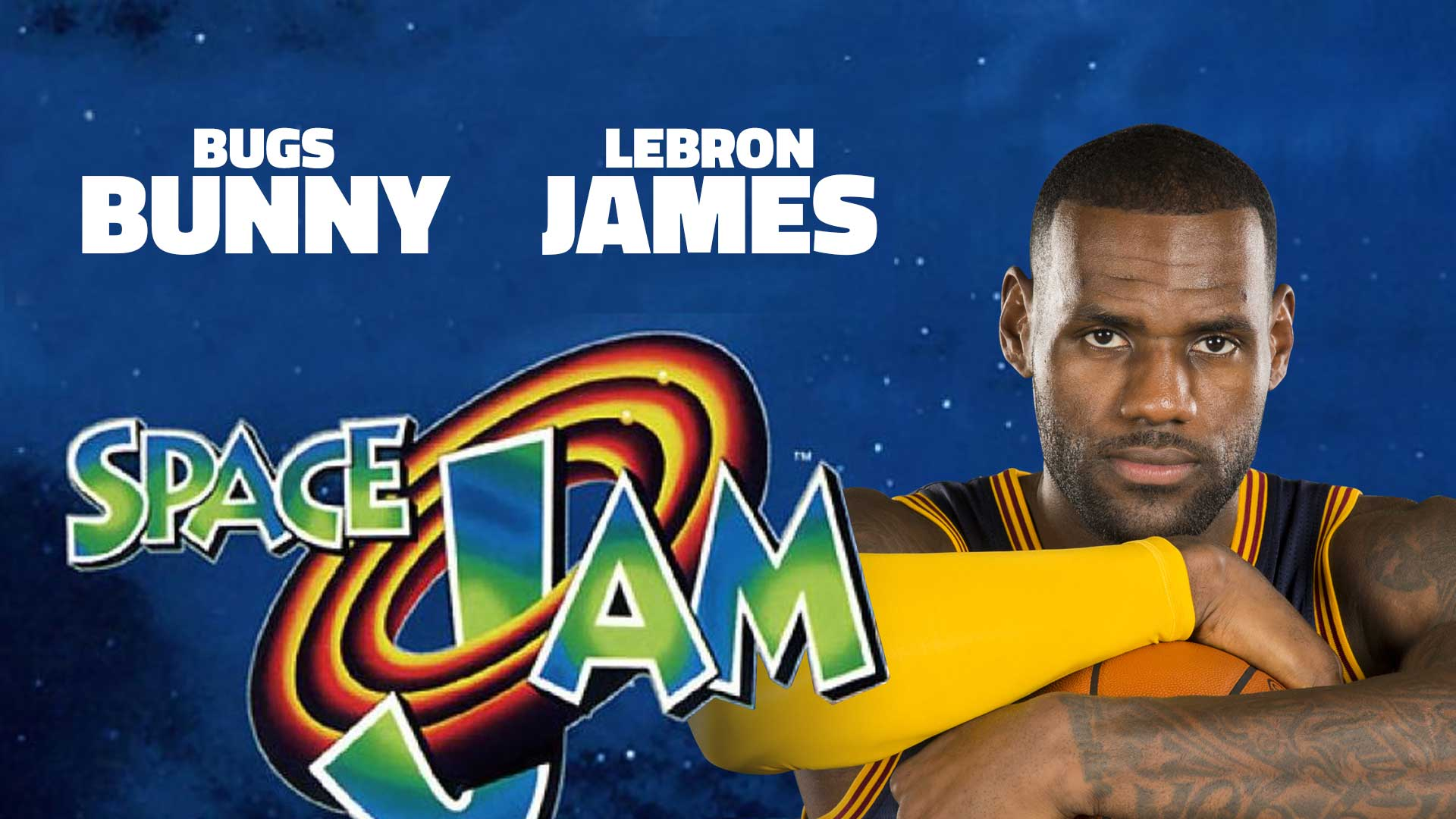 Space Jam 2 is in the works, might star LeBron James