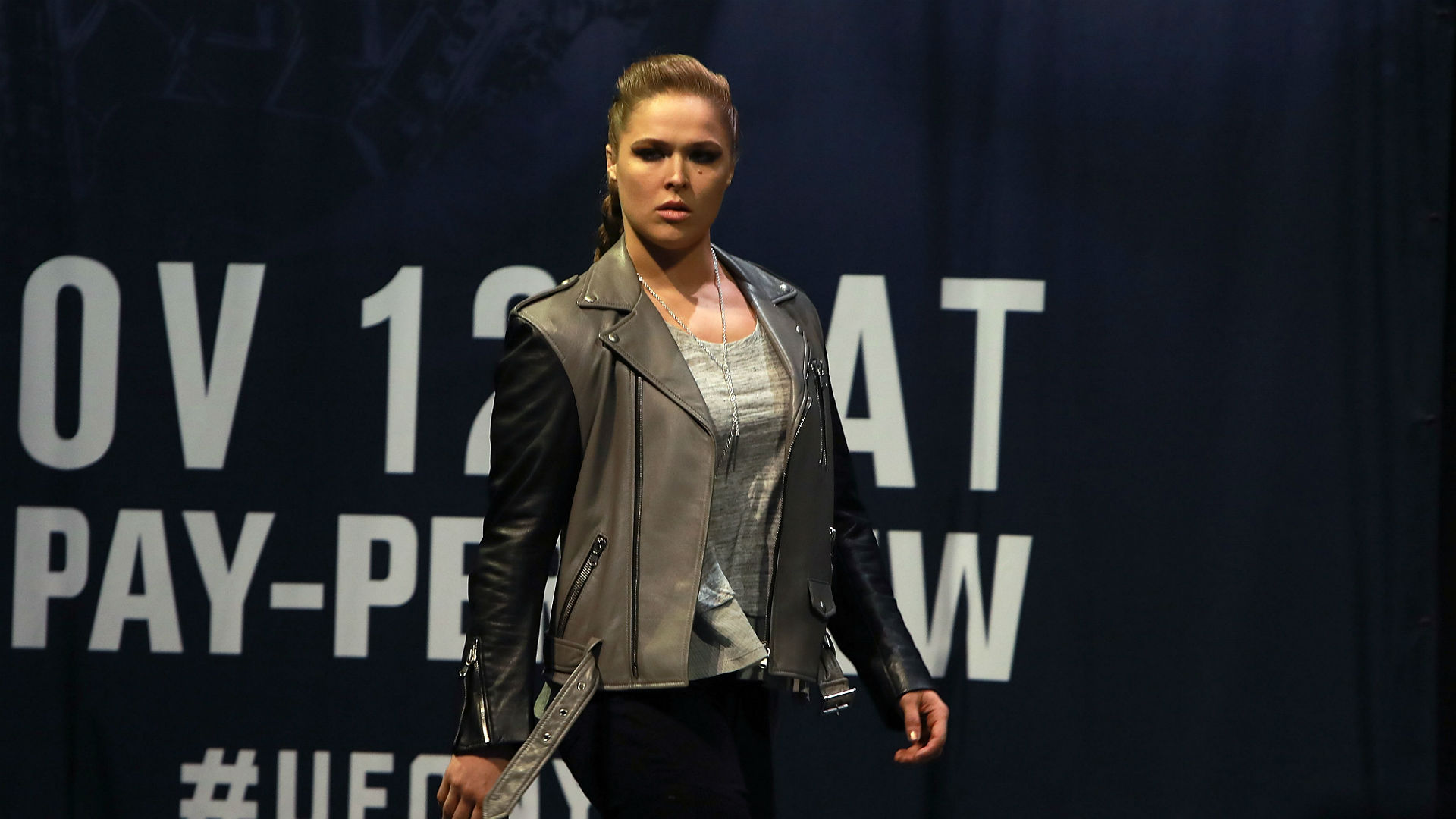 Ronda Rousey weds UFC fighter Travis Browne, but where are the details?