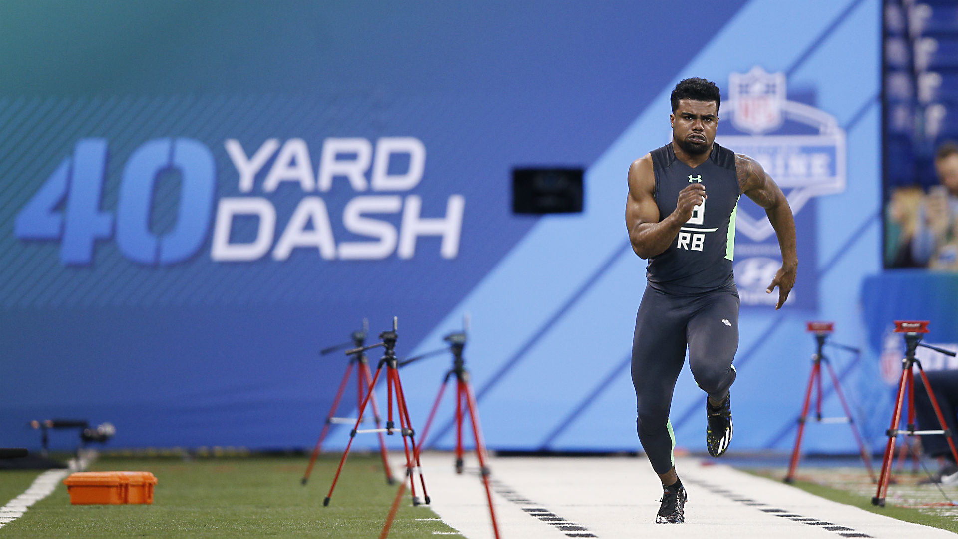 The nfl combine america s most watched cattle call nfl sporting