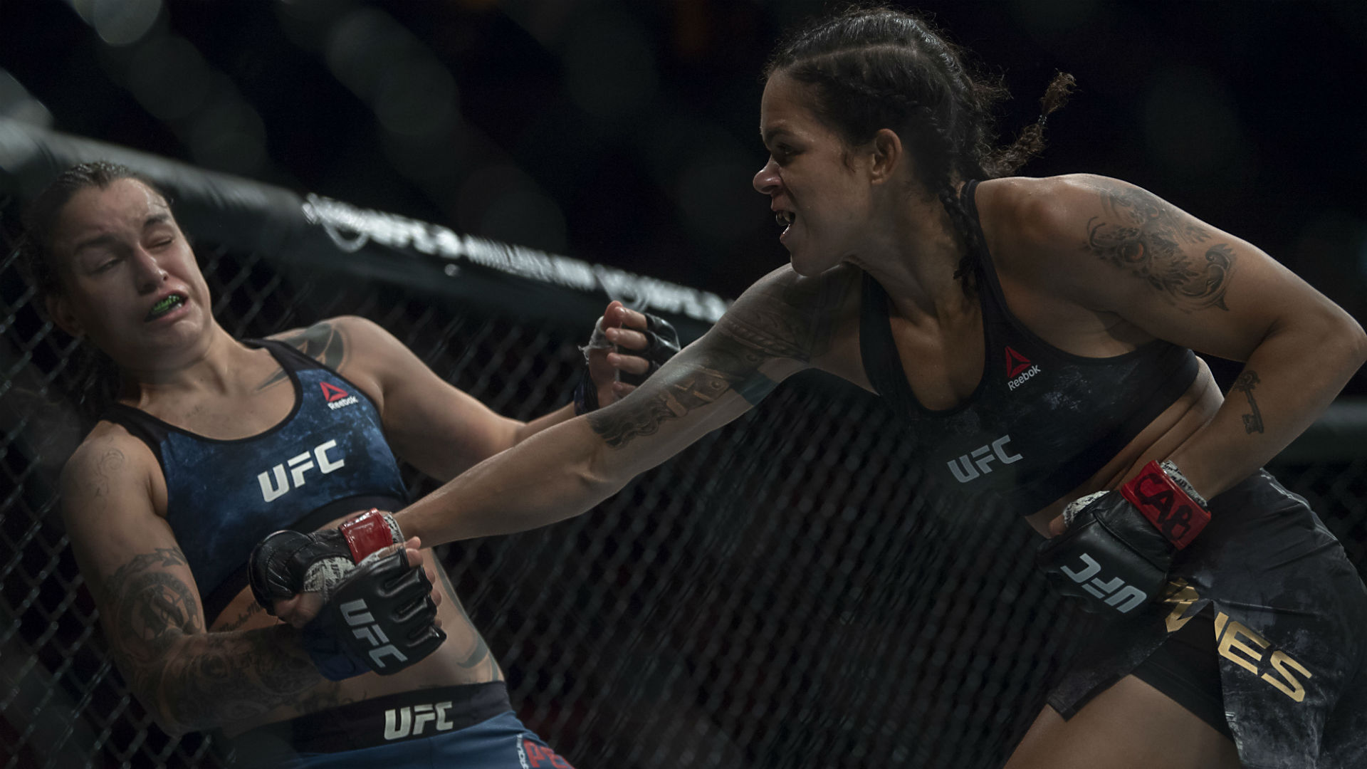 Raquel Pennington's coaches' devastated reaction to backlash is a very good thing