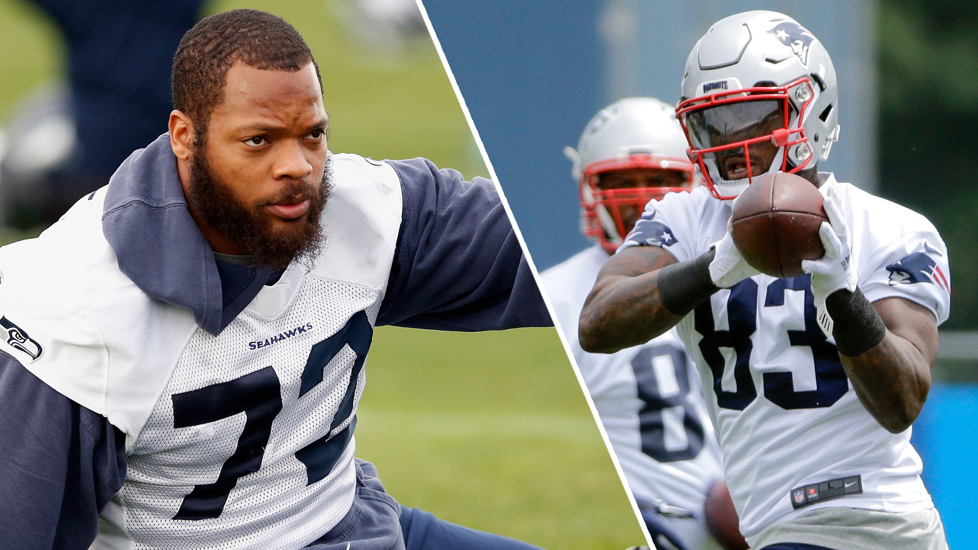 Sorry Currys but Martellus and Michael Bennett are still sports