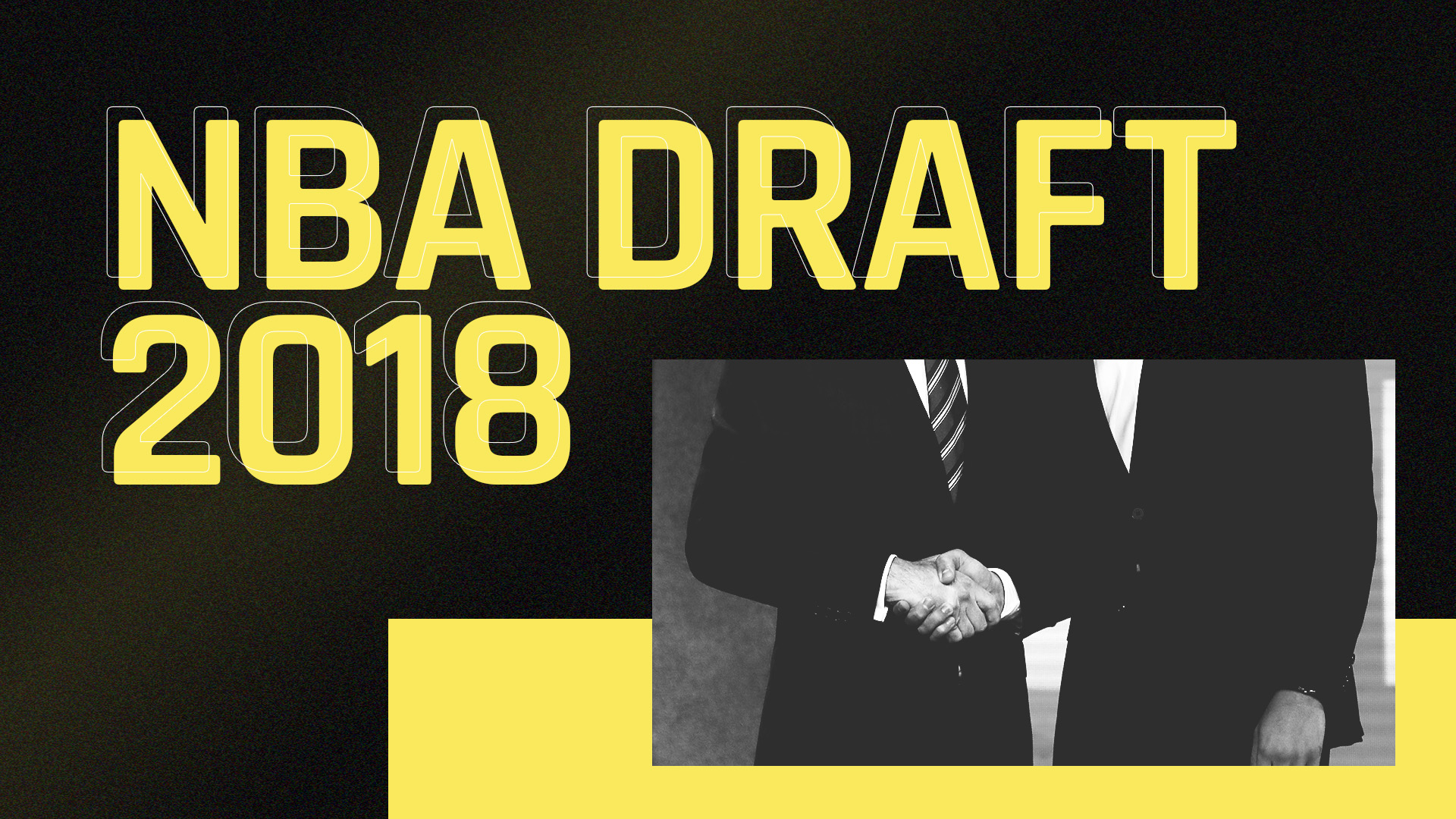 NBA Draft 2018 live results