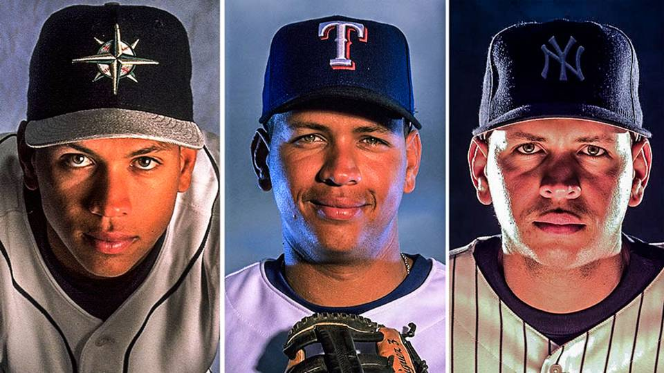 Take a look back at A-Rod's turbulent career