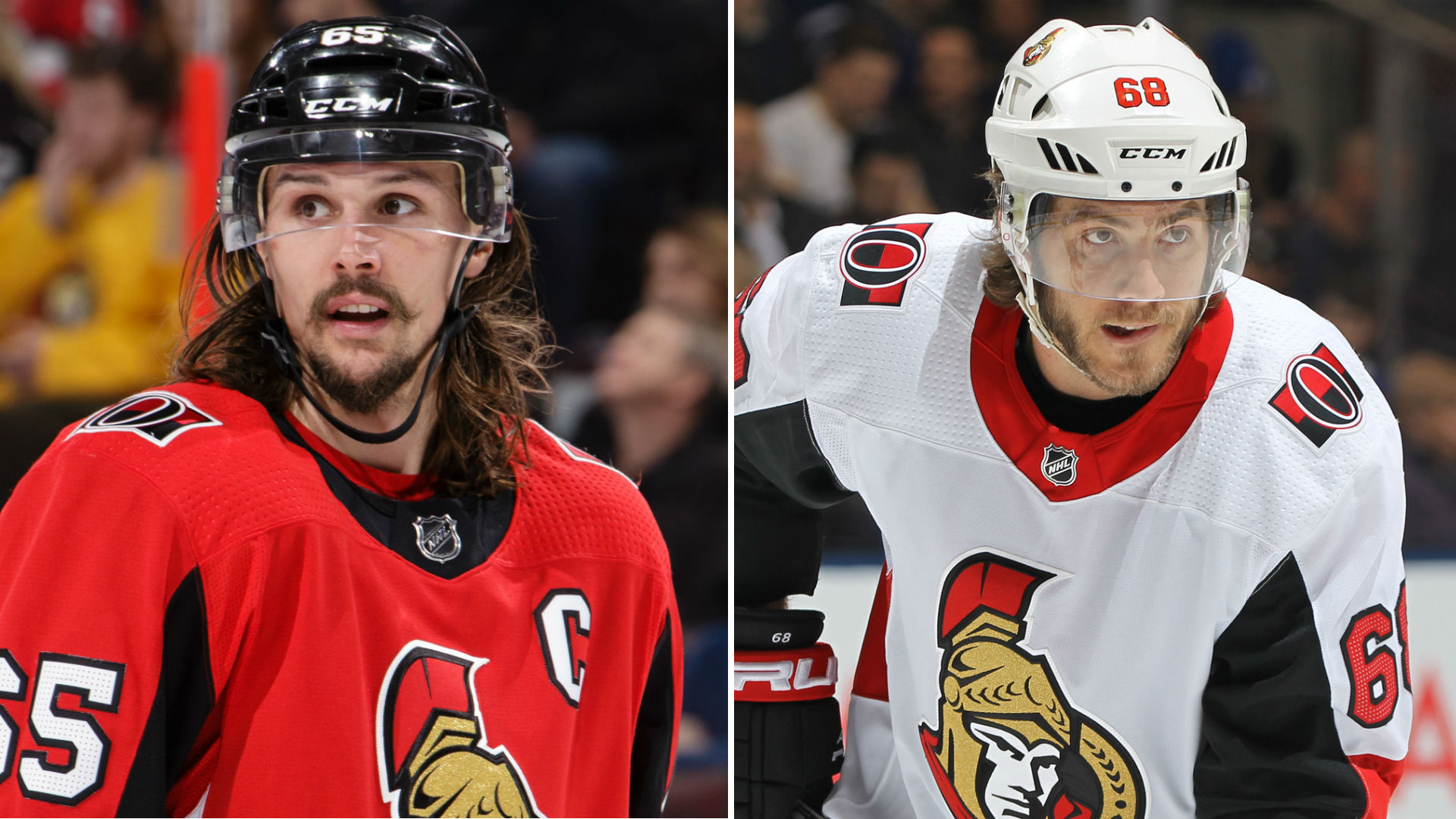 Wife of Erik Karlsson seeks protection order from Mike Hoffman's fiancee over harassment claim