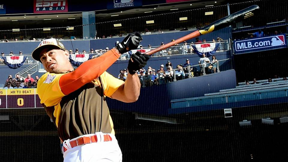 2017 Home Run Derby Odds and Betting Picks