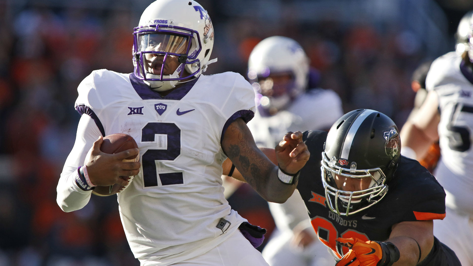 Baylor at TCU betting line and pick – Horned Frogs adjusted to short favorites