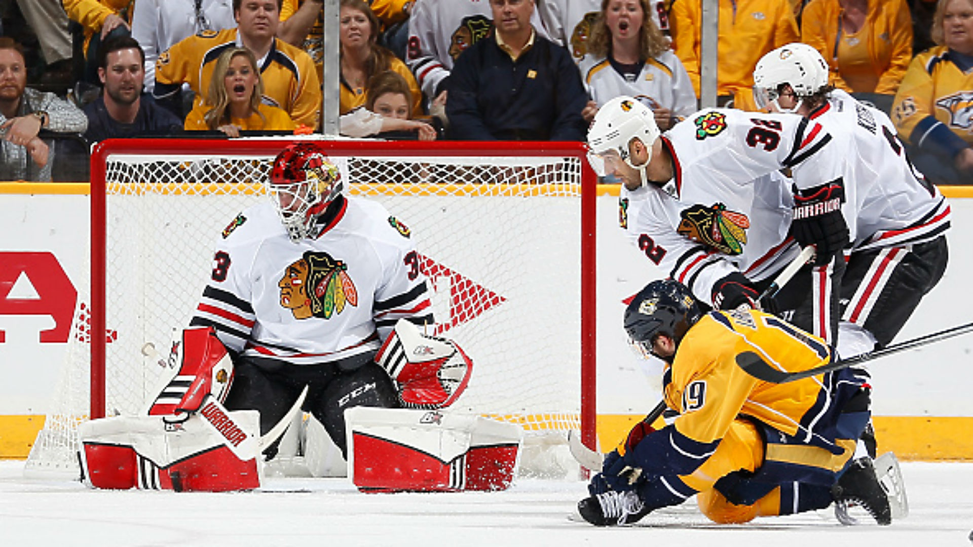 Sunday's NHL playoff odds and betting lines — Ottawa in must-win mode, Darling starts for Chicago