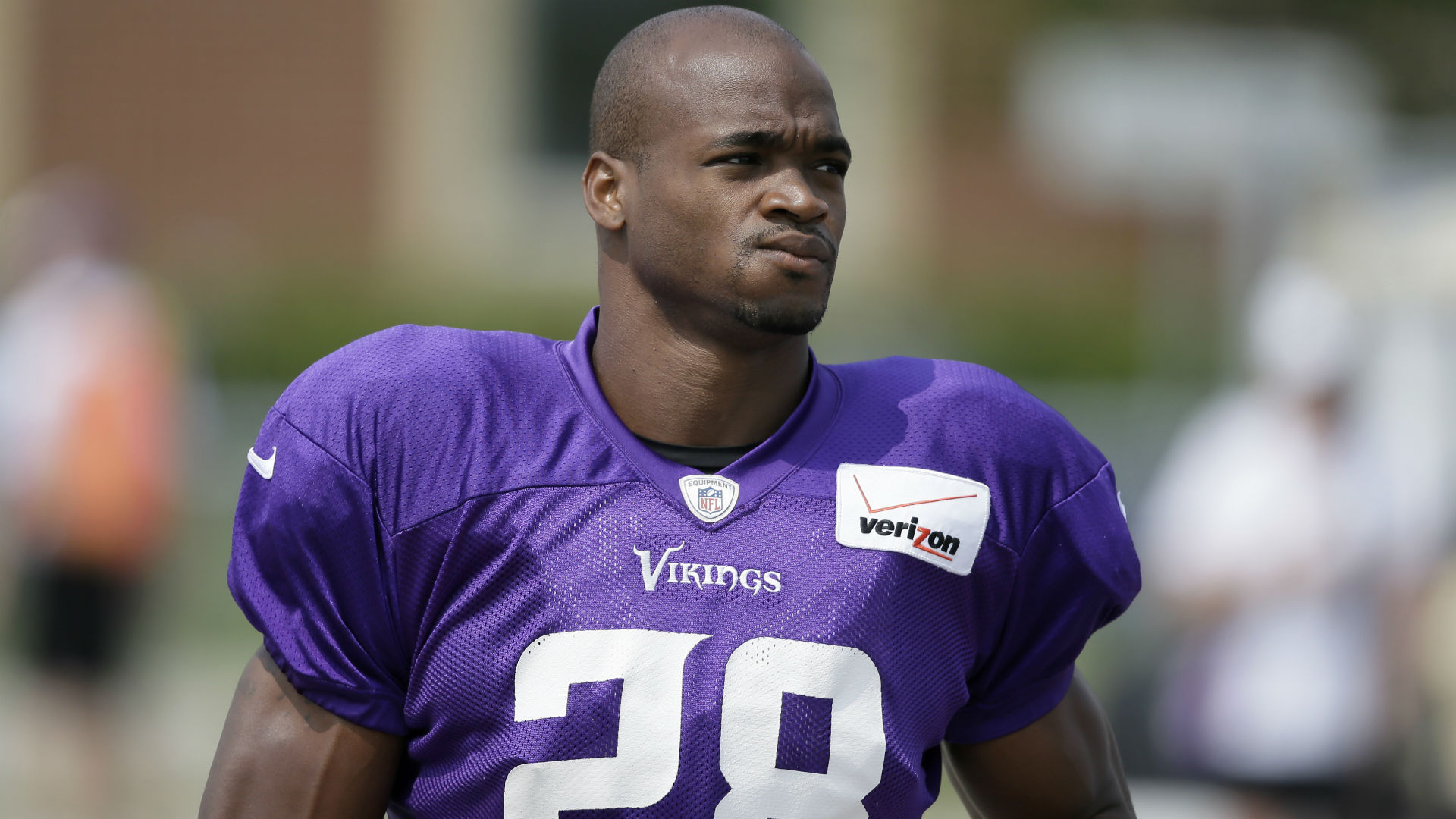 Adrian Peterson placed on exempt list, ordered to keep away from team