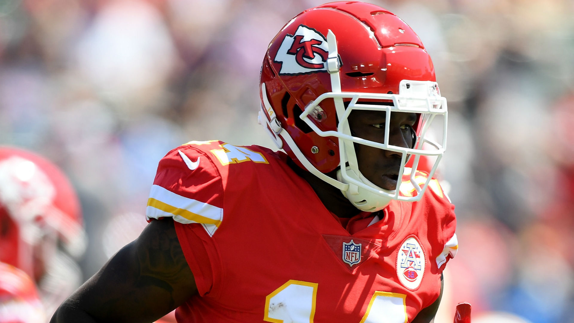 Fantasy Injury Updates: Is Sammy Watkins playing Monday night?