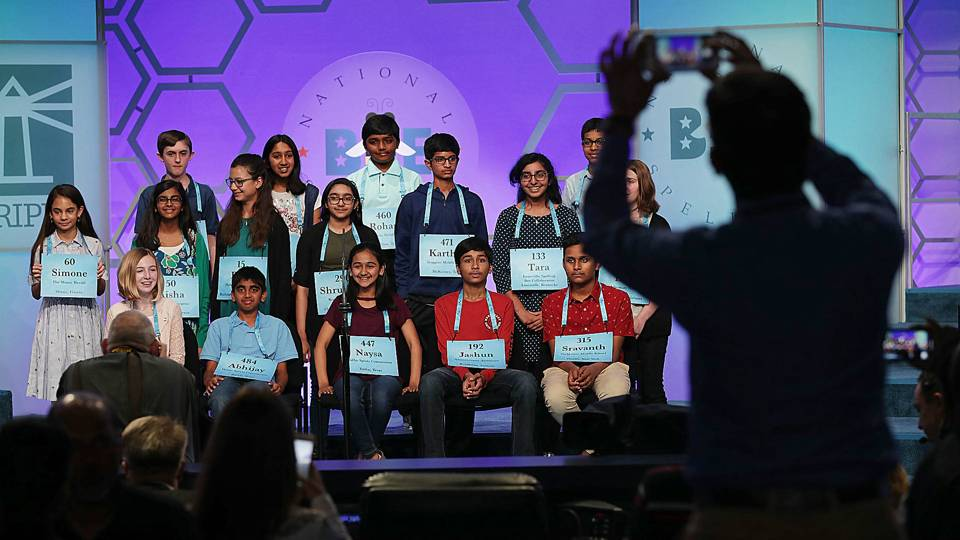 Scripps National Spelling Bee 2018 Karthik Nemmani Wins With