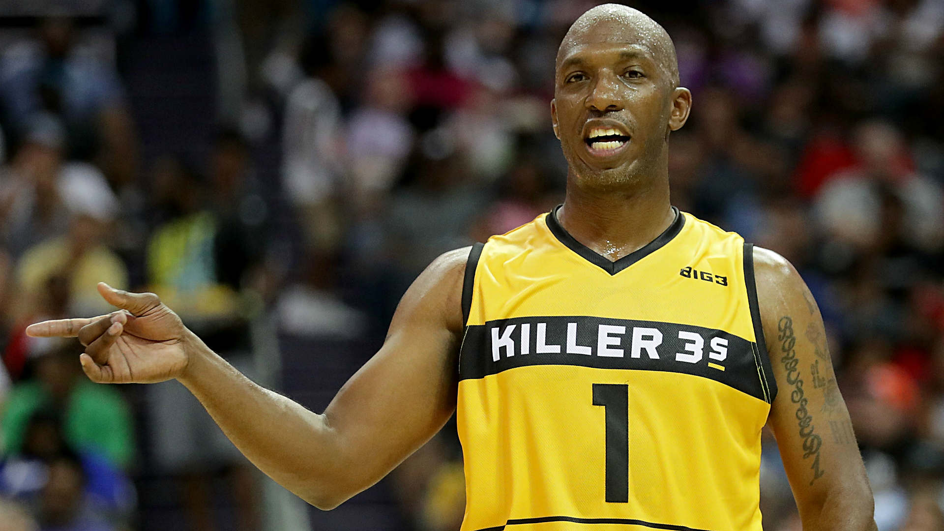 Chauncey Billups removes name from Cavaliers' front-office search