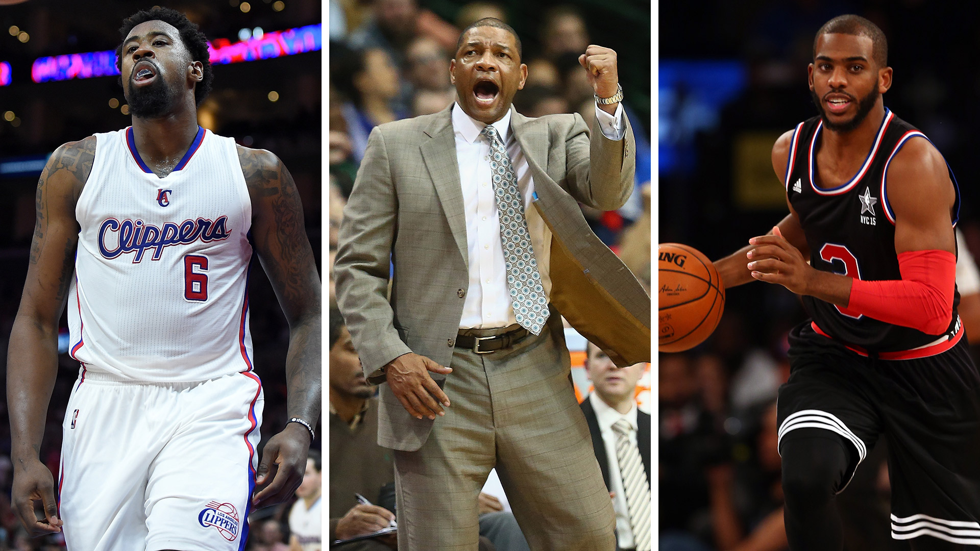 Blow up the Clippers? Win or lose, NBA executives wouldn't bet on it