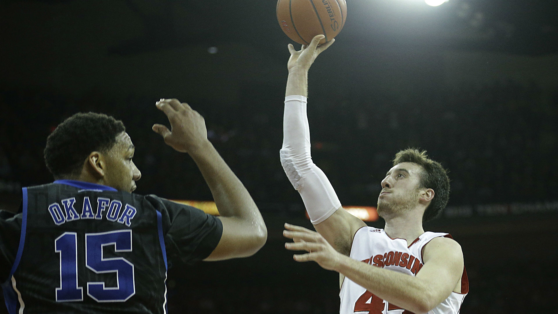 Duke vs. Wisconsin betting lines and pick – Small spread in national title game