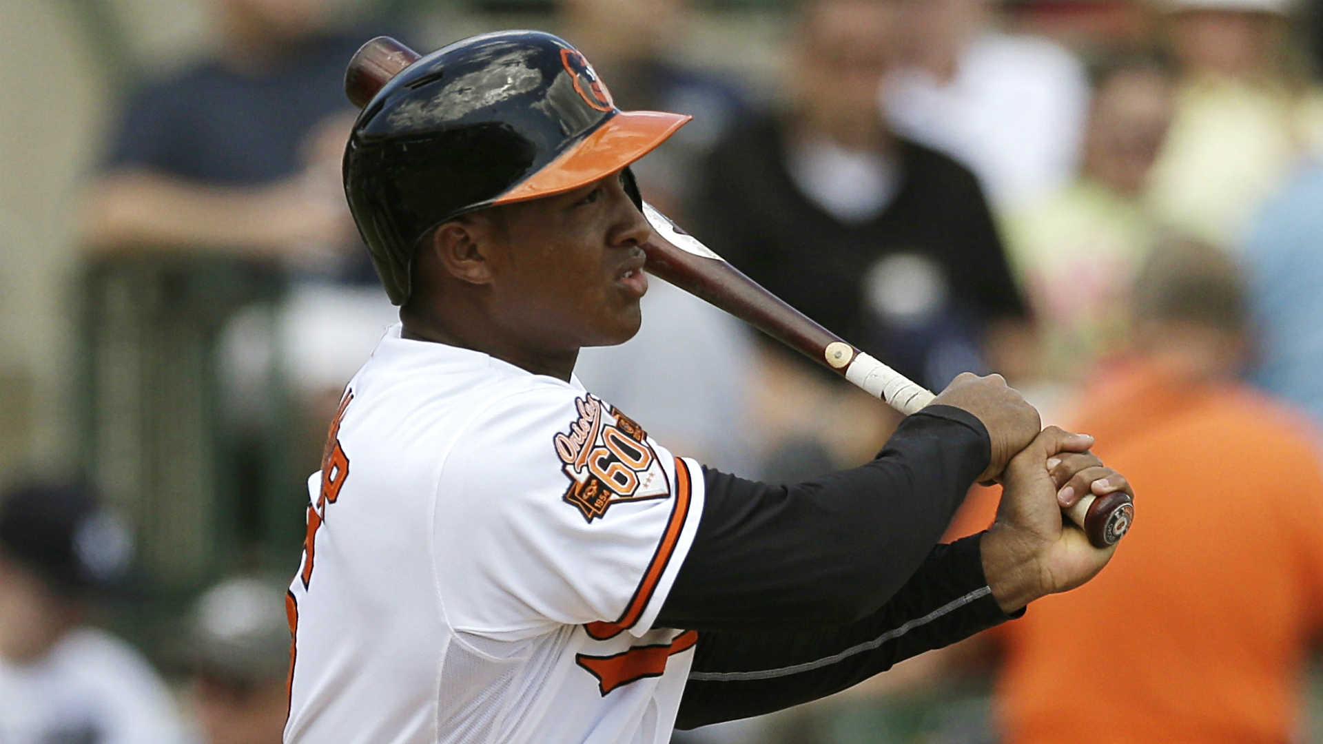 Orioles prospect Jonathan Schoop pushing for starting 2B job