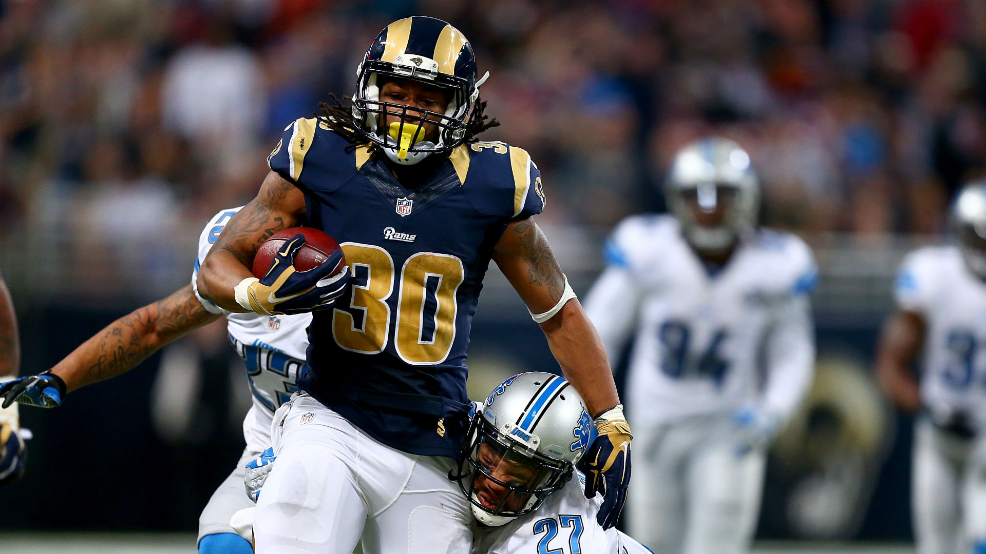 Todd Gurley driven to remain Rams humble superstar in Los Angeles