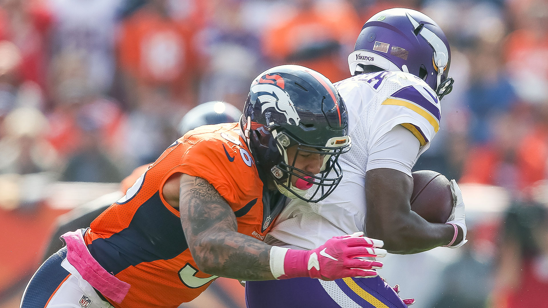 Broncos' Shane Ray Out 6-8 Weeks With Torn Wrist Ligament