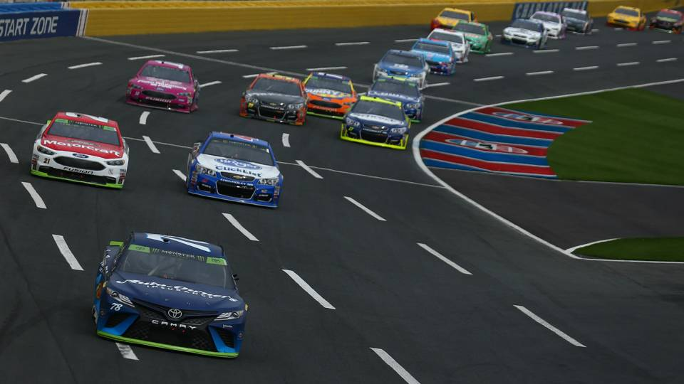 NASCAR schedule: Date, time, TV channel for every 2018 Cup Series race