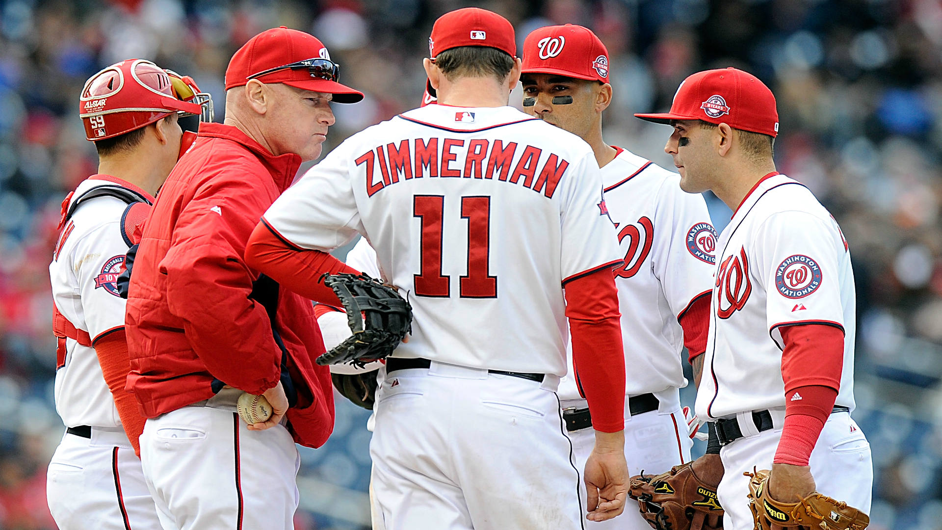 How are the unstoppable Nationals suddenly so stoppable?