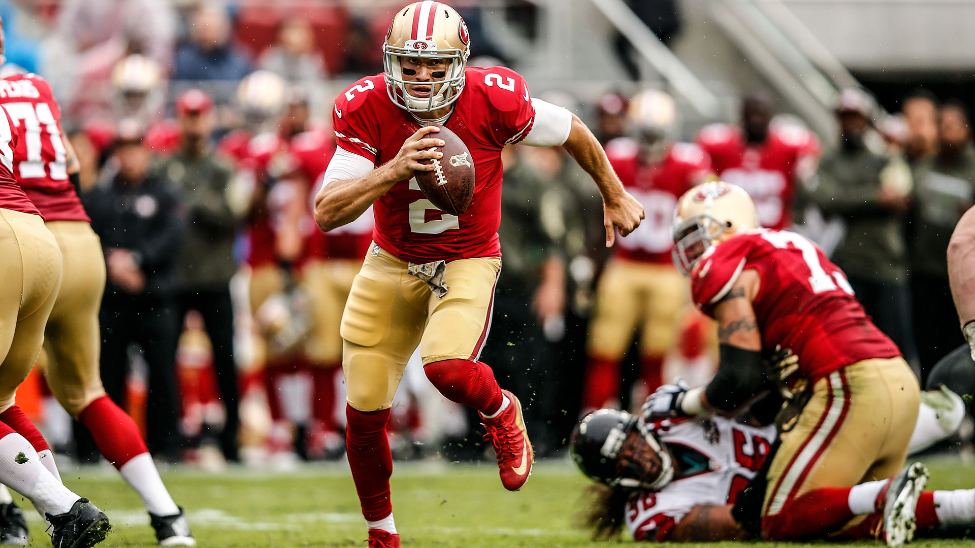 NFL Week 11 lines, angles and trends - Bettors fade backup QBs
