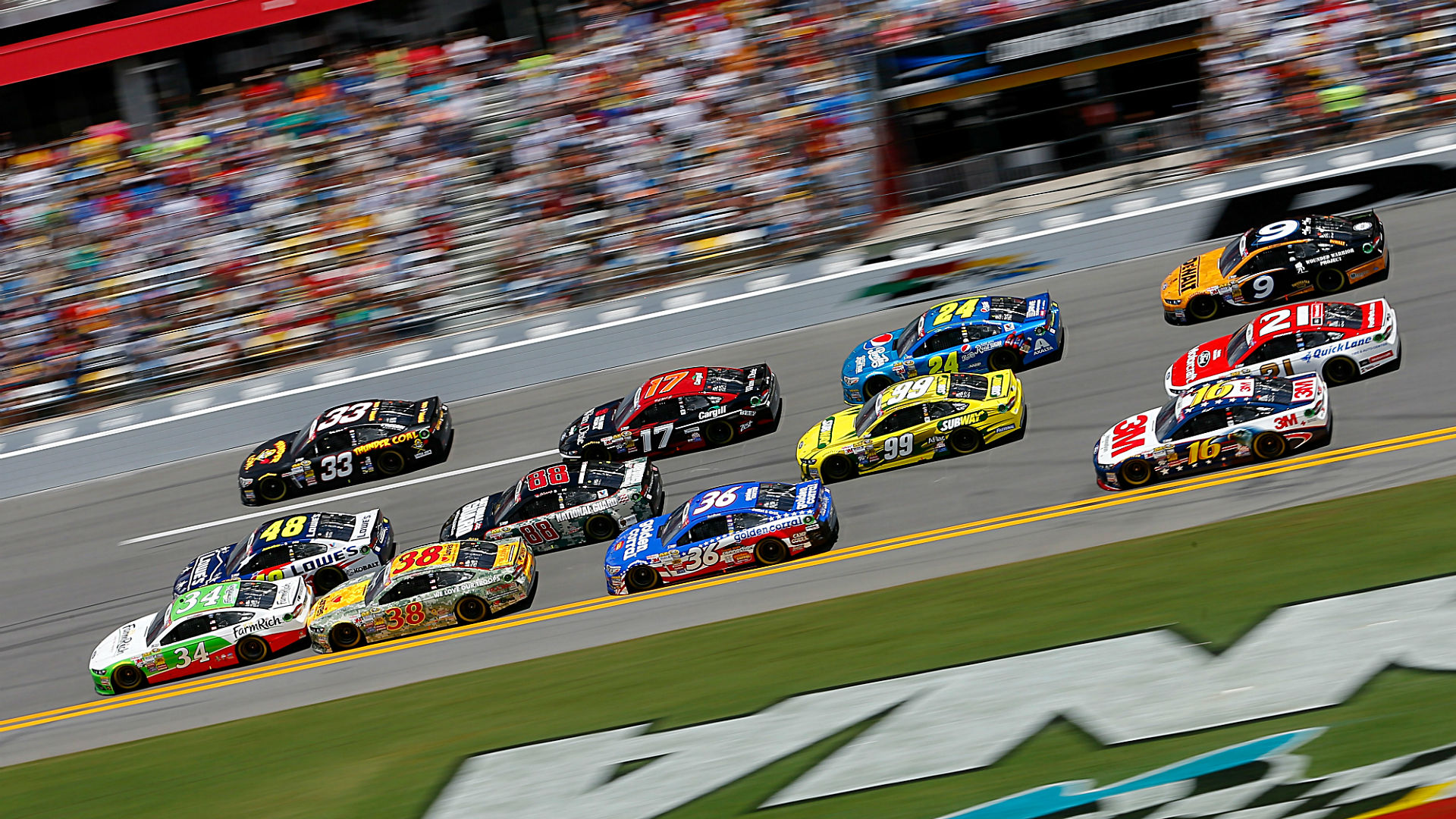 NASCAR at Daytona odds and driver ratings — Betting approach changes in plate races