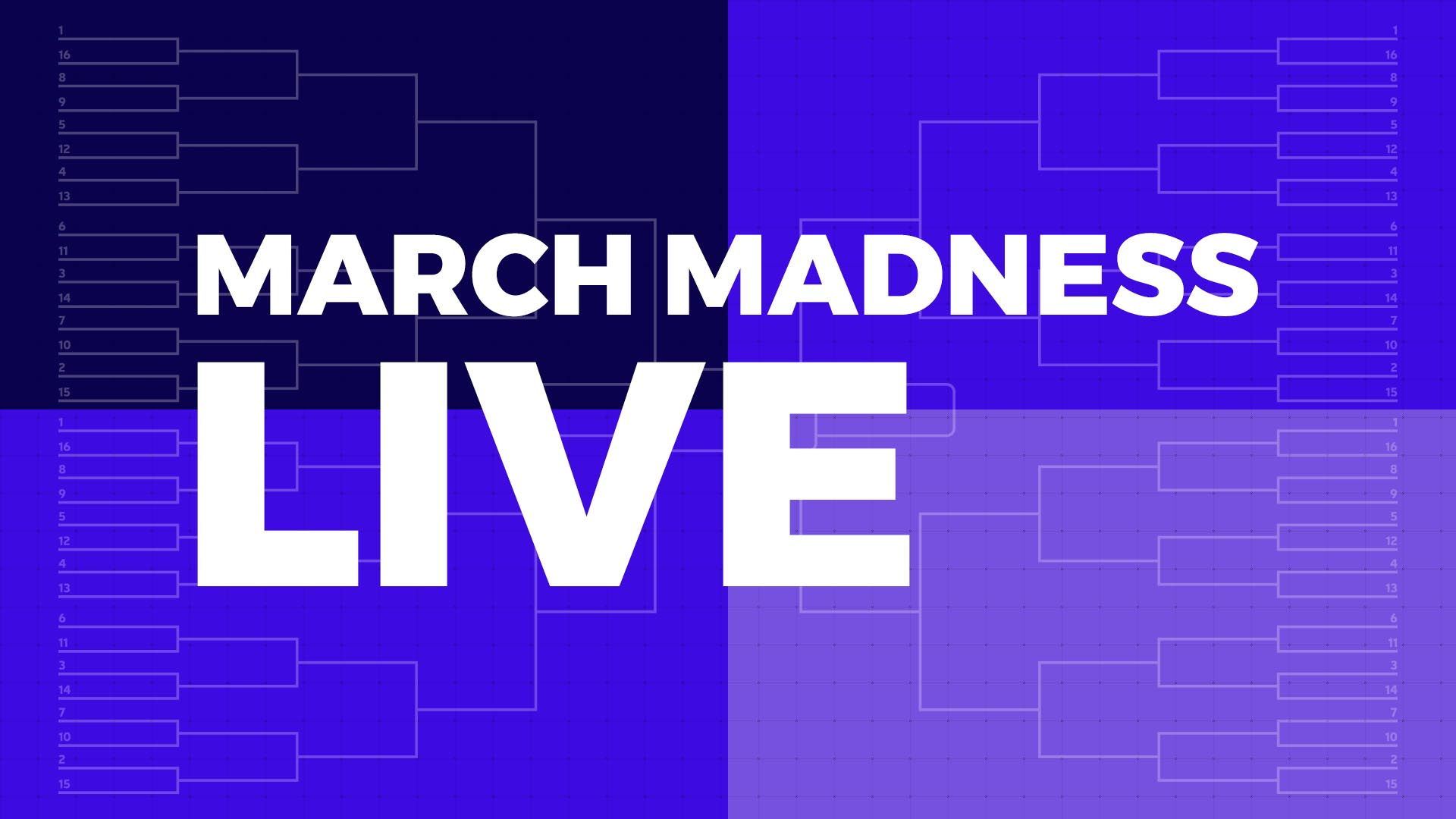 How to watch March Madness live