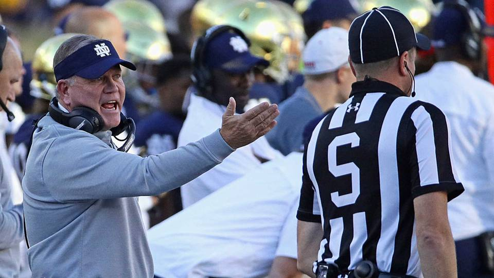 Notre Dame Football Schedule Roster Recruiting And What To Watch