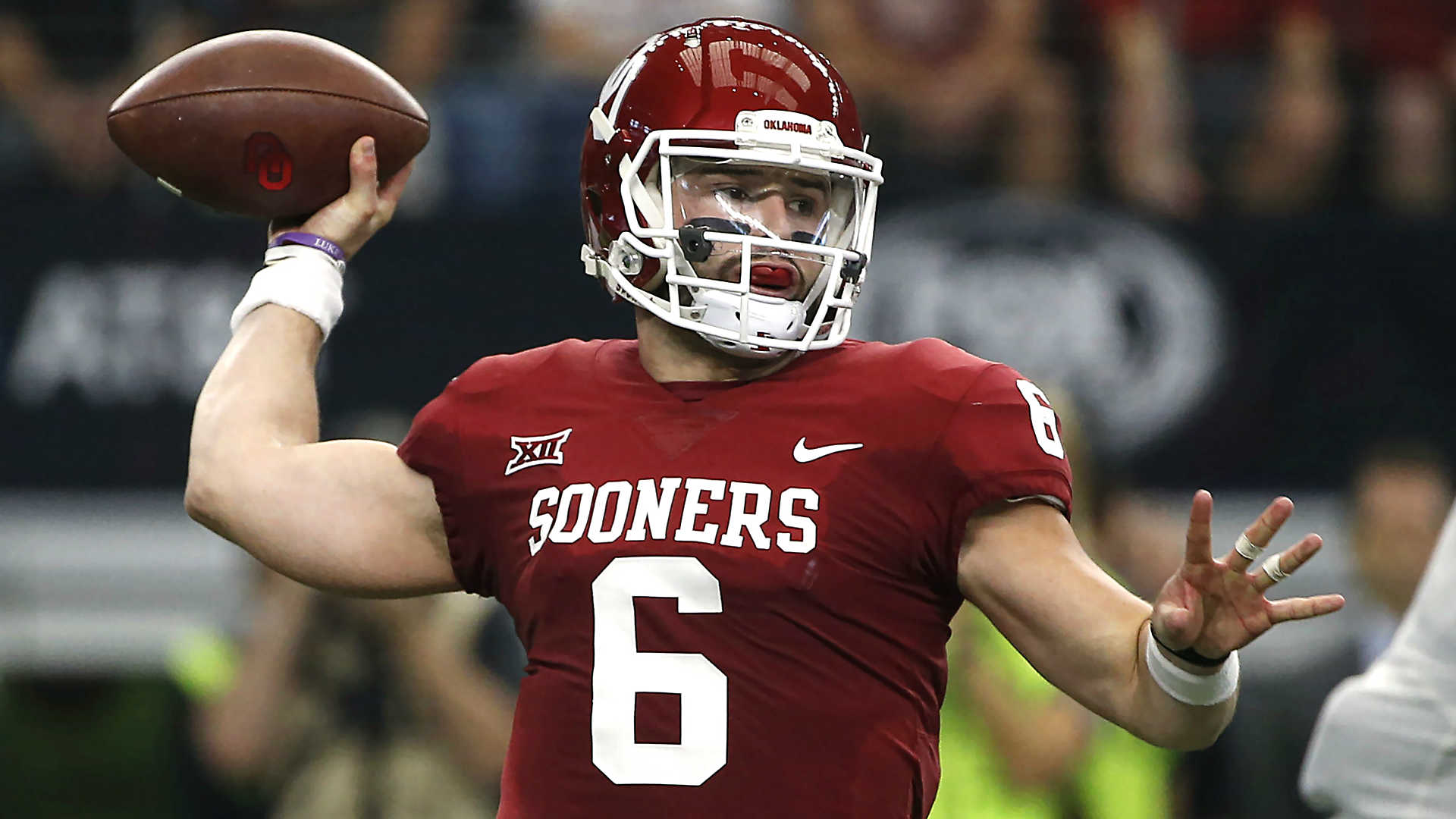 Mayfield, Brown make good impression at Oklahoma pro day