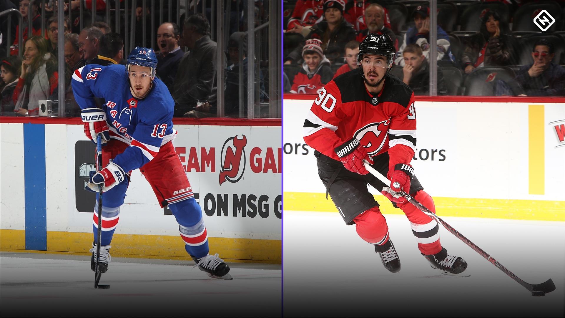 Rangers trade Mats Zuccarello to Dallas for two draft picks