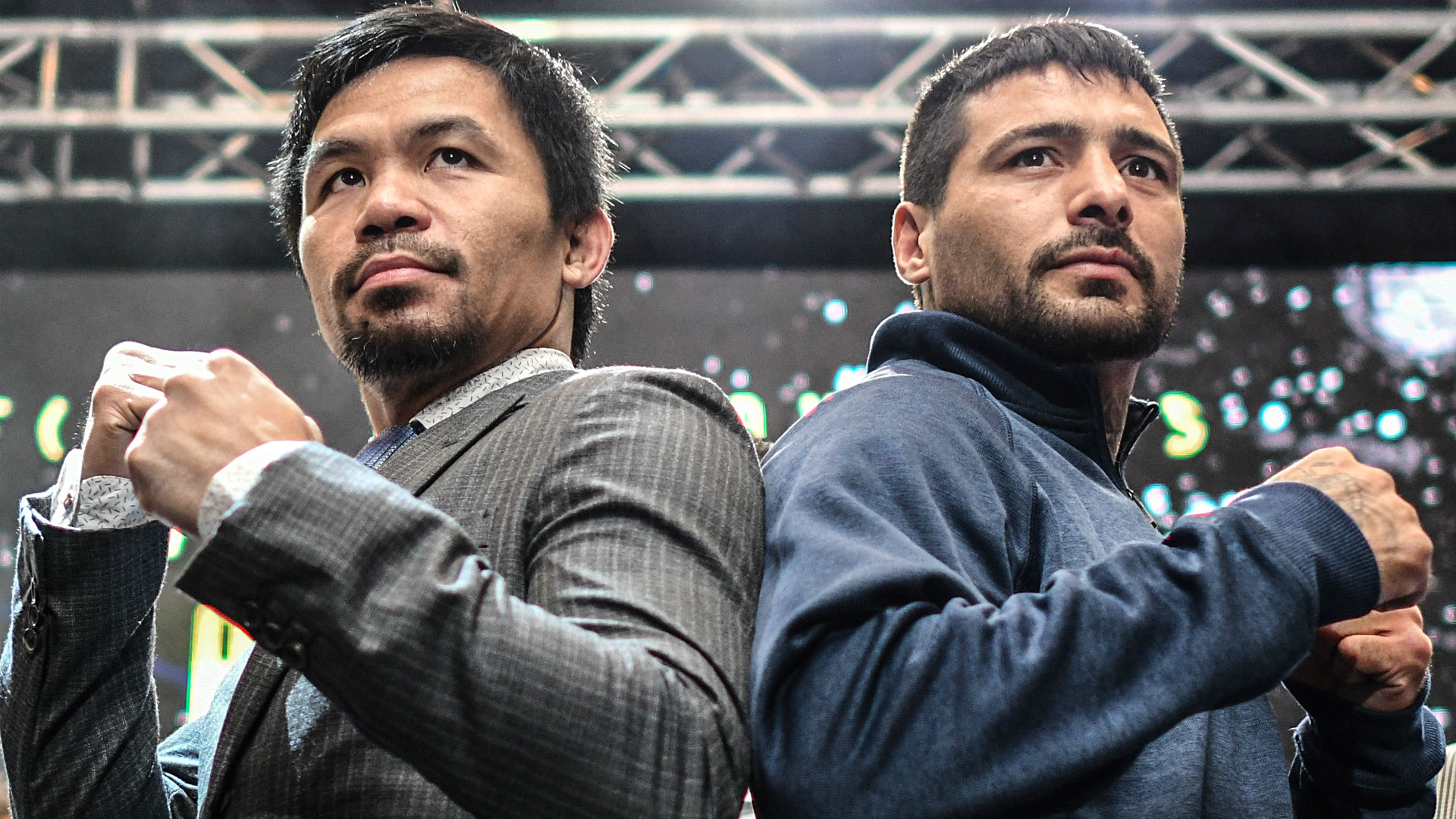 Manny Pacquiao-Lucas Matthyse title fight to be shown via live stream only