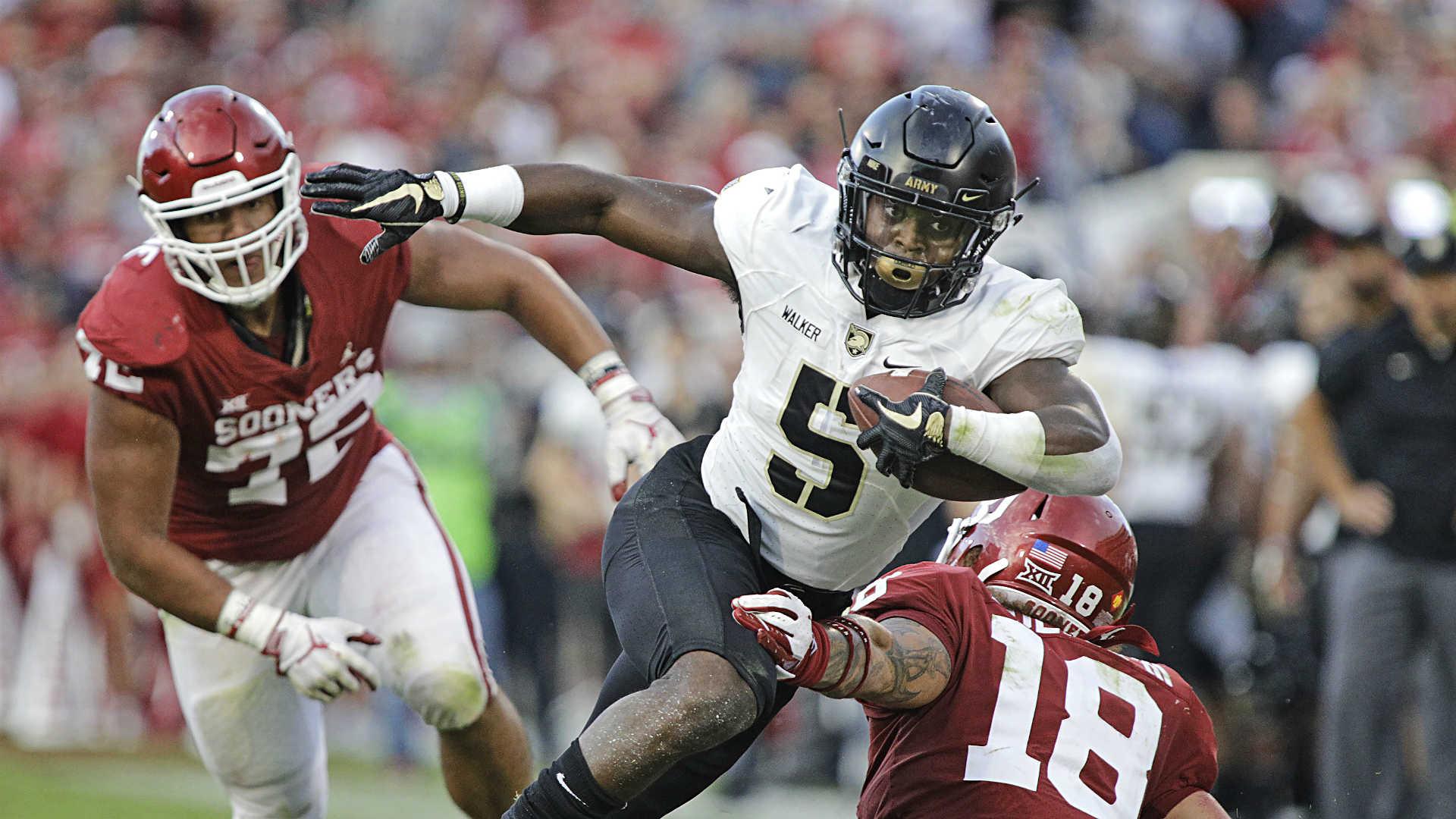 Army's game of keep away nearly spoils Oklahoma's season ...