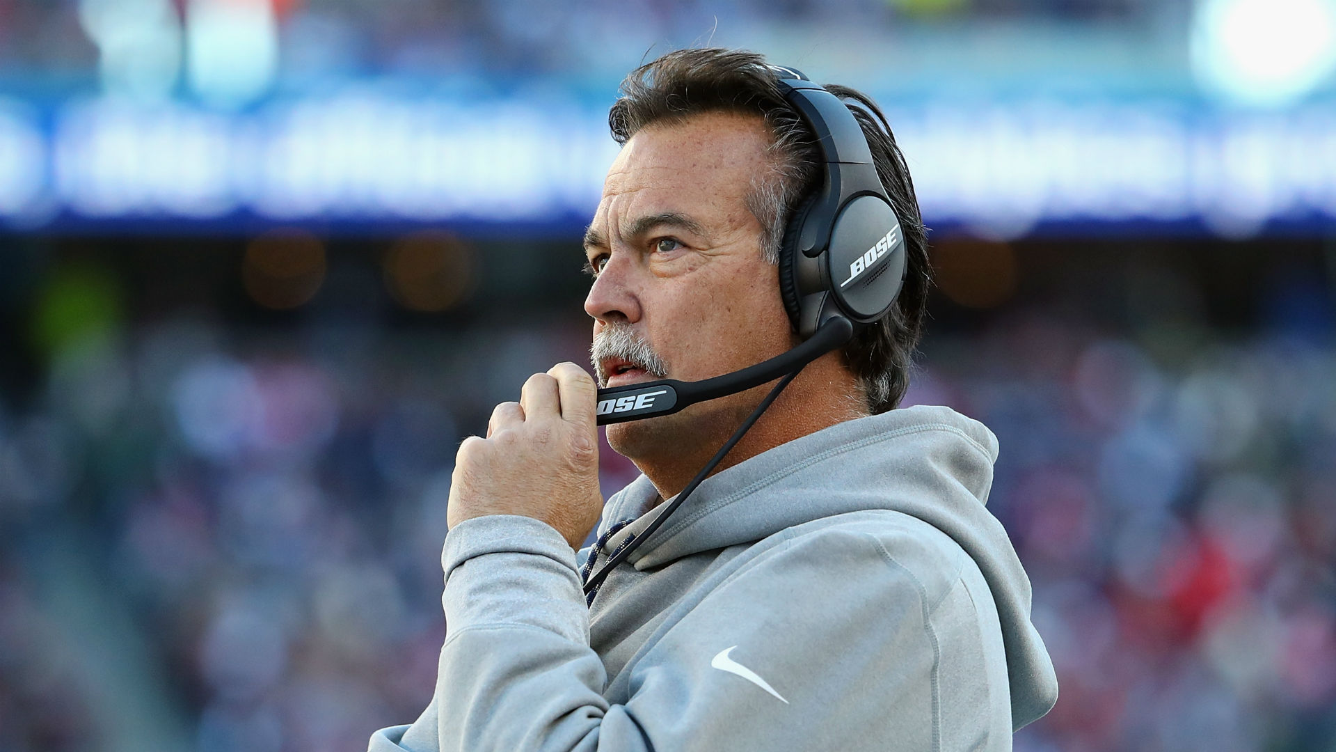 SN sources: Fox Sports talking to Jeff Fisher about NFL game analyst gig