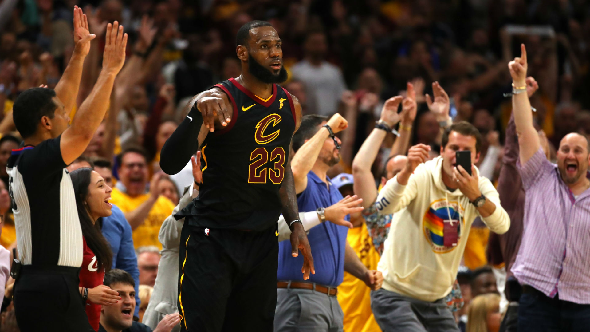 LeBron James' Game 5 history suggests another legendary ...