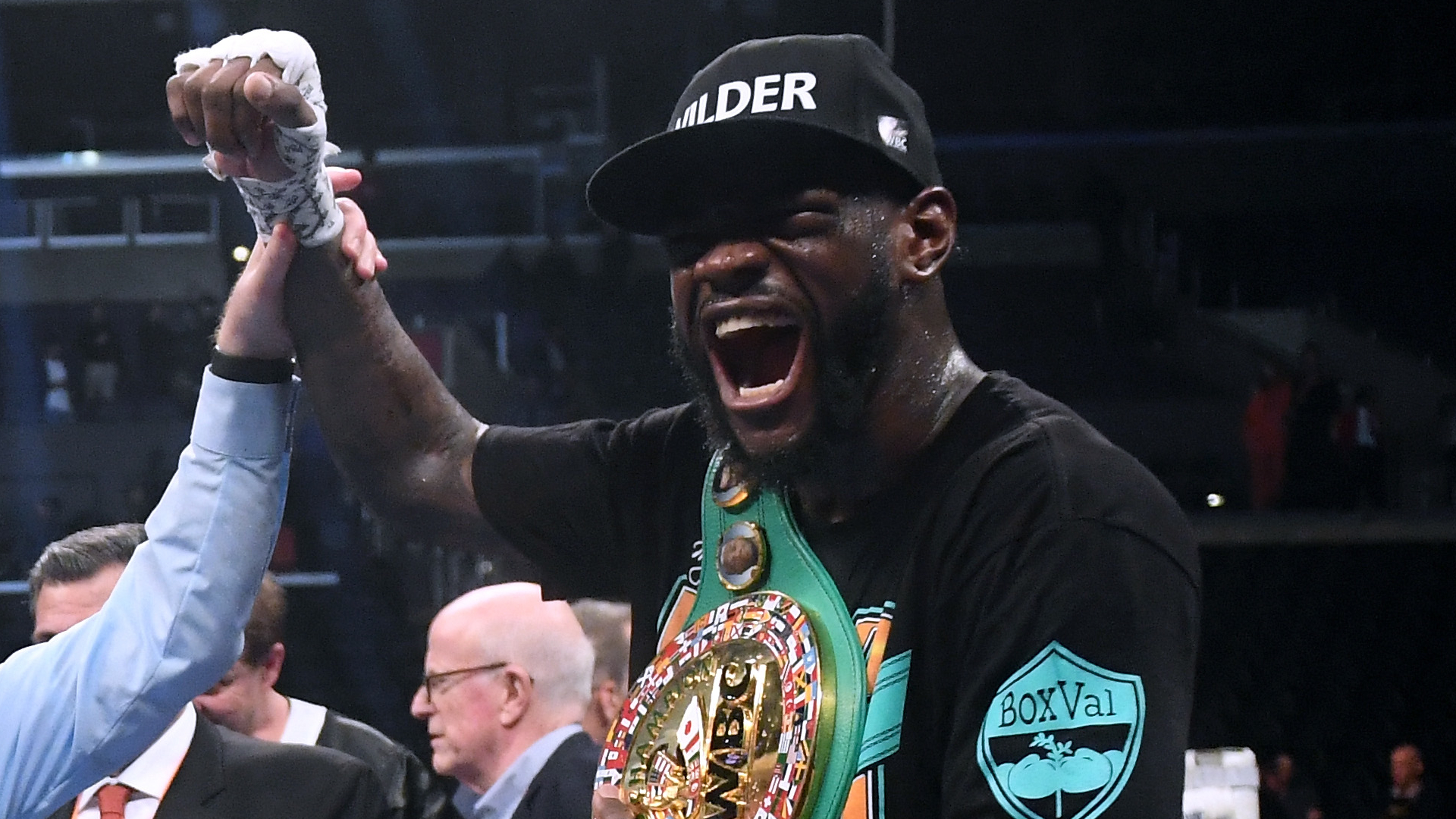 Deontay Wilder calls for rematch with Tyson Fury