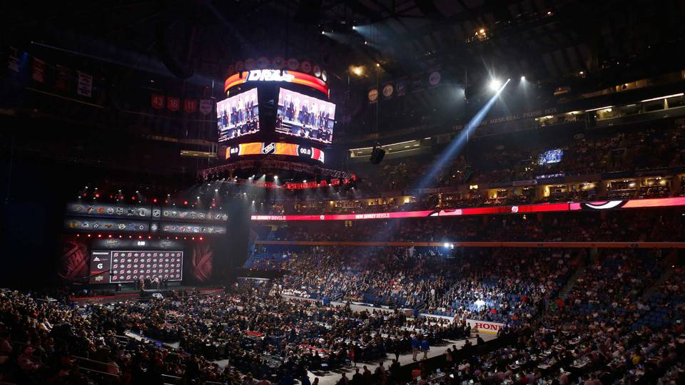 Nhl draft date