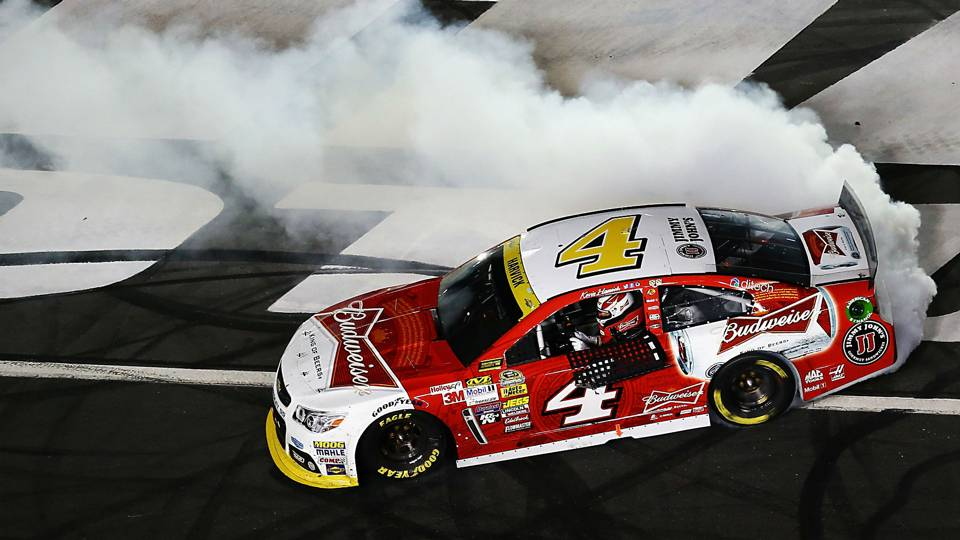 Kevin Harvick Wins As Fight Erupts After Cup Race At Charlotte