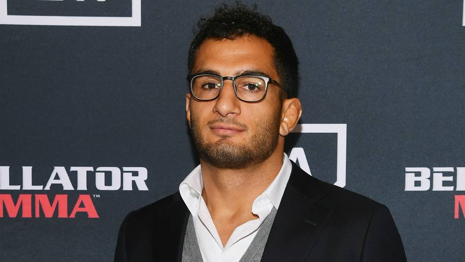 A world title fight is just another day at the office for Bellator 206's Gegard Mousasi