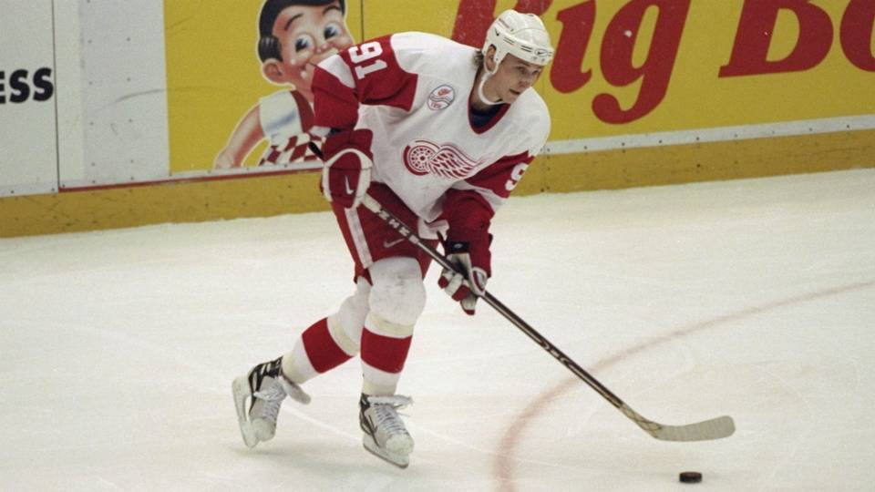 Sergei Fedorov and the story of the white Nike skates ...