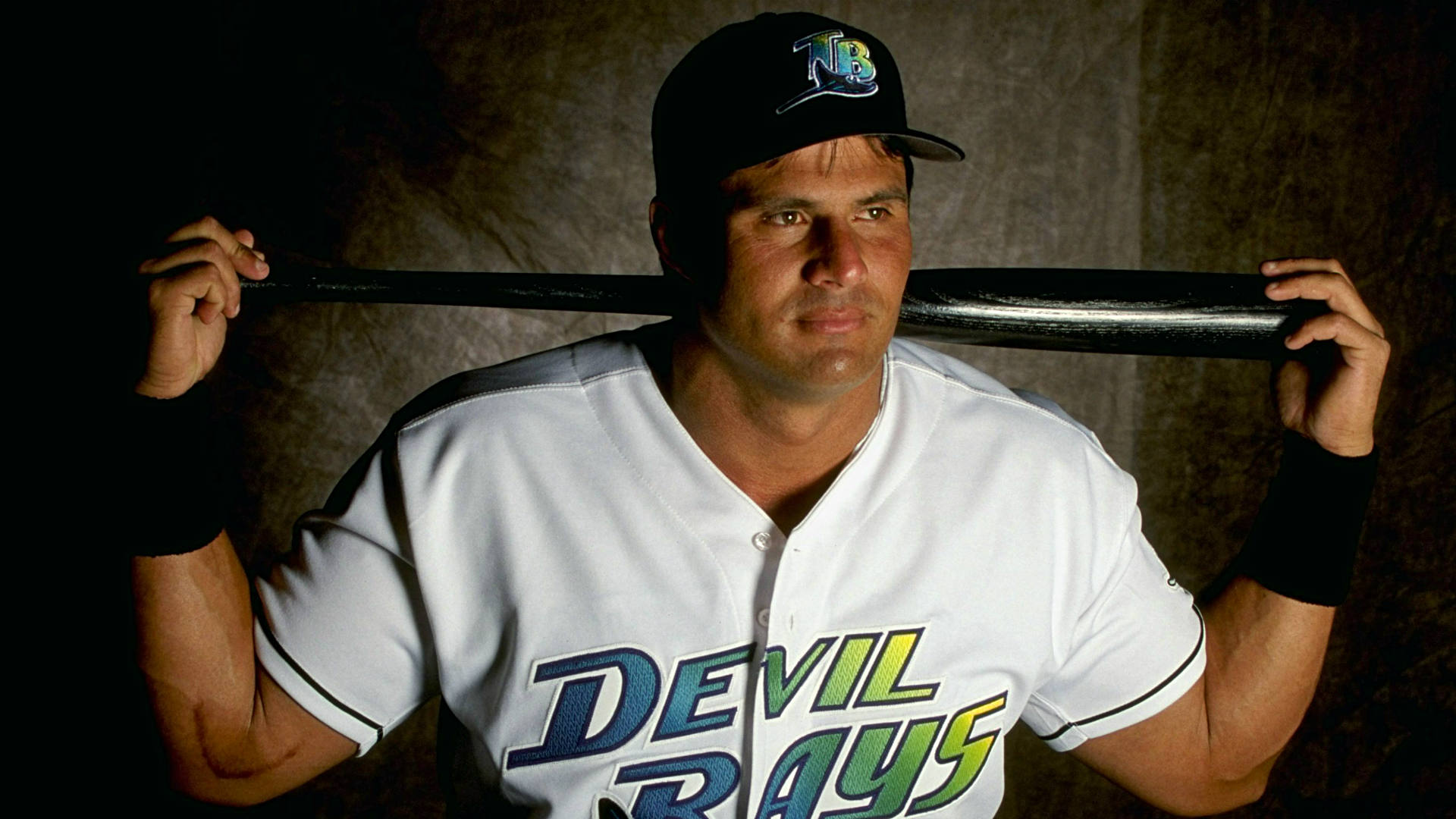 Jose Canseco once stole a mascot's head