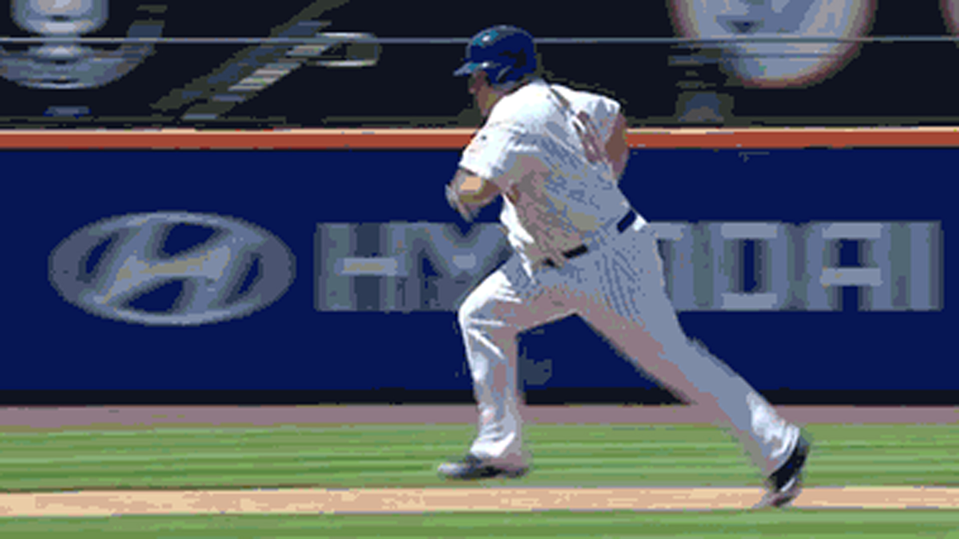 Watching Bartolo Colon run the bases will brighten up your day