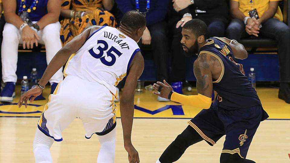 Kevin Durant-Kyrie Irving-061416-GETTY-FTR